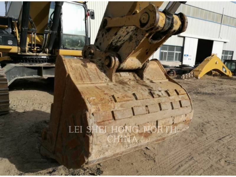 CATERPILLAR KETTEN-HYDRAULIKBAGGER 340D2L equipment  photo 15