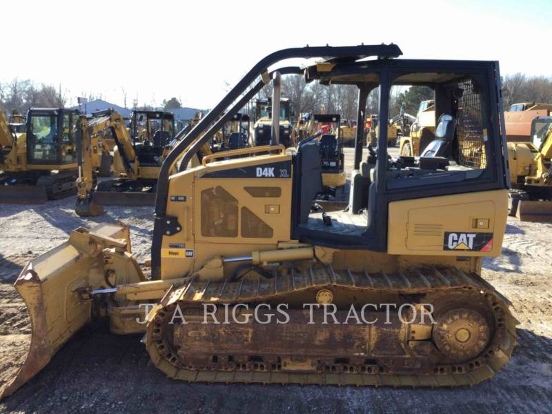 CATERPILLAR KETTENDOZER D4KXL equipment  photo 3