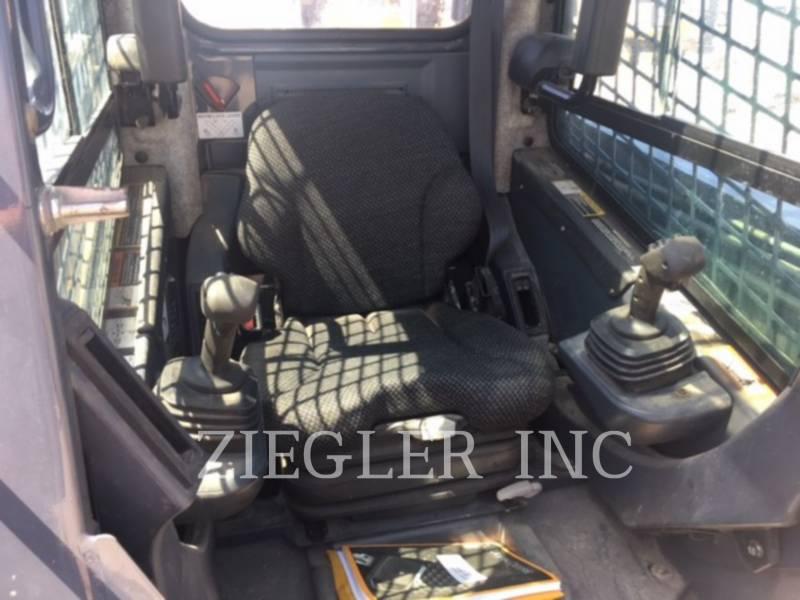 DEERE & CO. SKID STEER LOADERS 320D equipment  photo 3