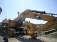 CATERPILLAR KETTEN-HYDRAULIKBAGGER 390DL equipment  photo 1