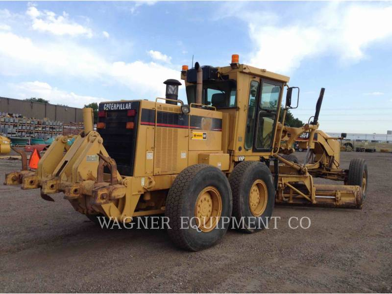 Caterpillar AUTOGREDERE 143H equipment  photo 3