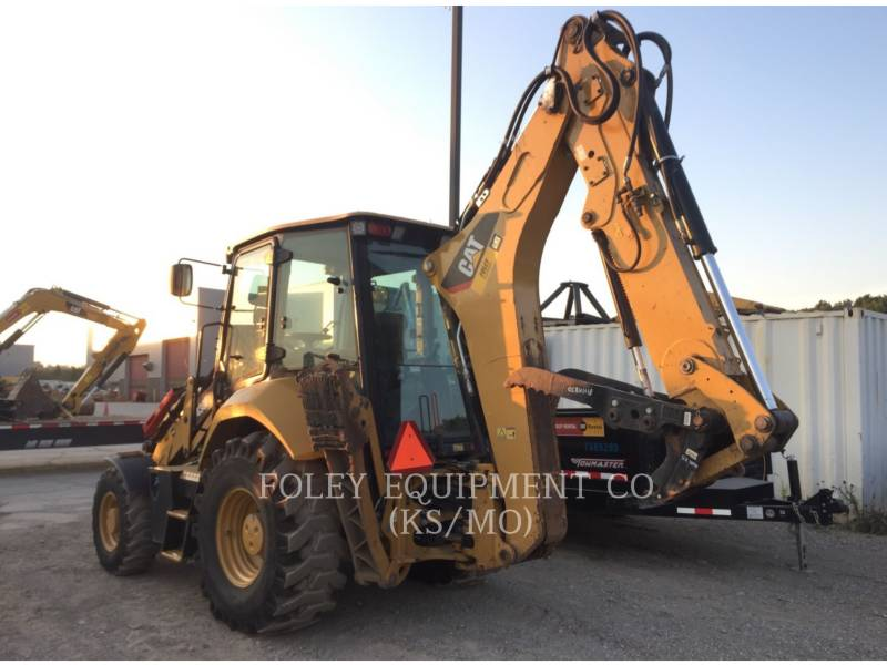 CATERPILLAR CHARGEUSES-PELLETEUSES 430F2IT equipment  photo 3