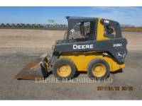 JOHN DEERE SKID STEER LOADERS 318D equipment  photo 2