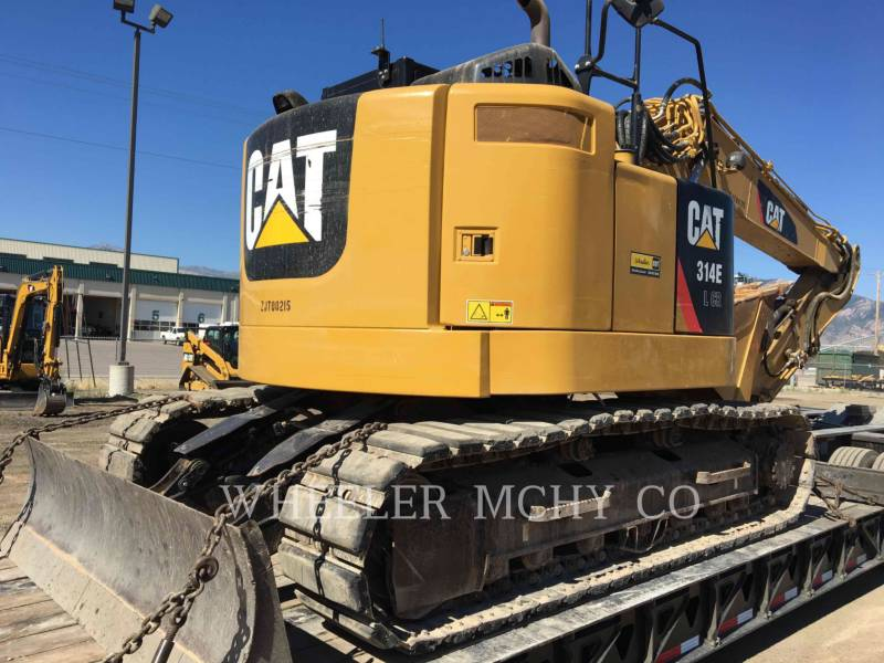 CATERPILLAR トラック油圧ショベル 314E L THM equipment  photo 4