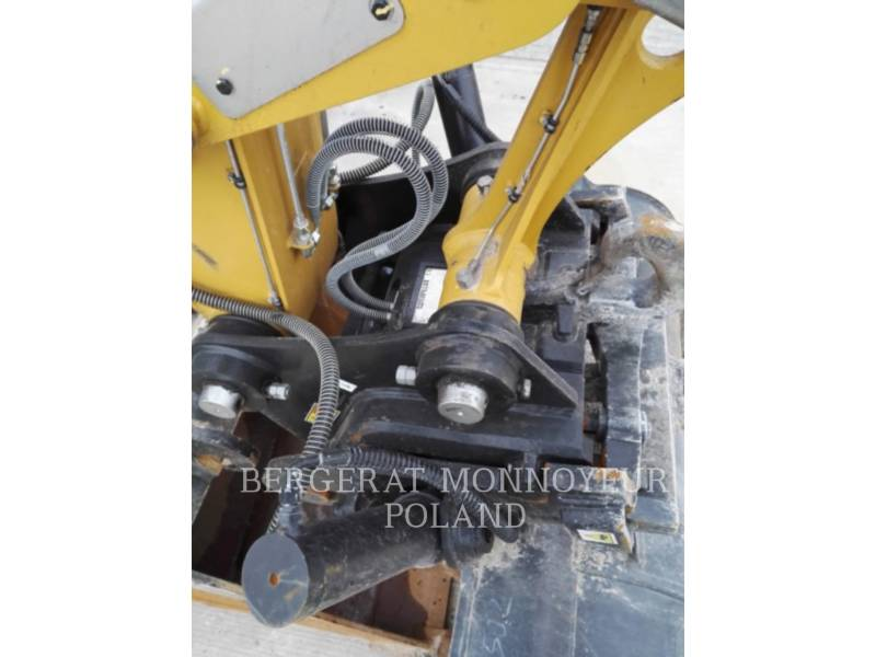 CATERPILLAR PELLES SUR PNEUS M314 F equipment  photo 14
