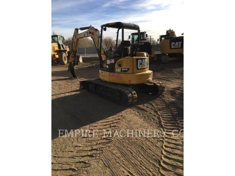 CATERPILLAR TRACK EXCAVATORS 305.5E2 OR equipment  photo 3
