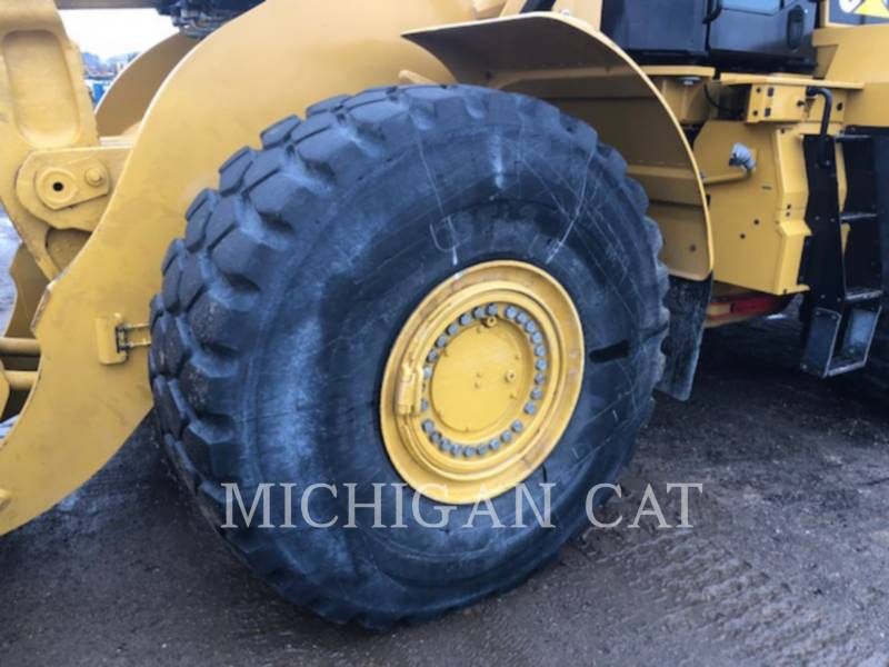 CATERPILLAR WHEEL LOADERS/INTEGRATED TOOLCARRIERS 980M LS equipment  photo 15