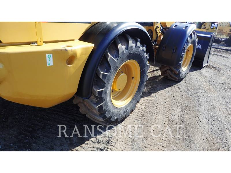 CATERPILLAR CARGADORES DE RUEDAS 908H2 equipment  photo 16