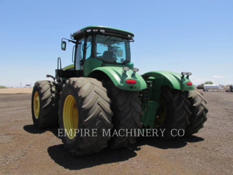 JOHN DEERE TRACTORES AGRÍCOLAS 9560R equipment  photo 3