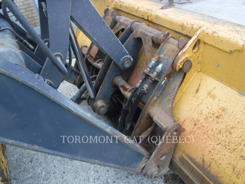 JOHN DEERE RETROEXCAVADORAS CARGADORAS 410J equipment  photo 16