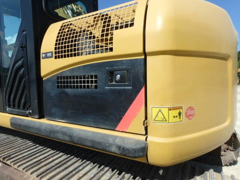 CATERPILLAR TRACK EXCAVATORS 320DLRR equipment  photo 20