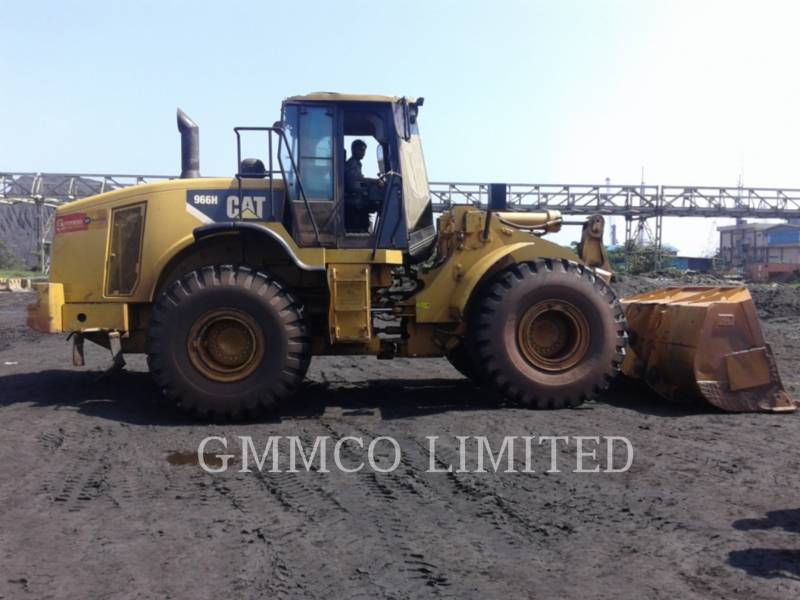 CATERPILLAR CARGADORES DE RUEDAS 966H equipment  photo 2