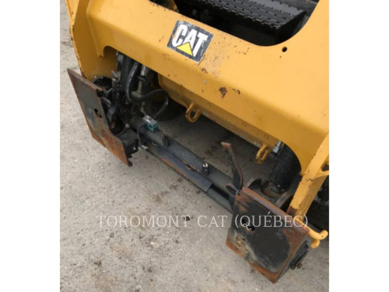 CATERPILLAR CHARGEURS SUR CHAINES 259D equipment  photo 8