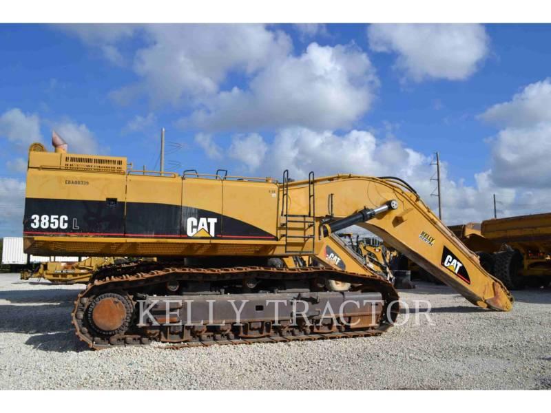 CATERPILLAR TRACK EXCAVATORS 385CL equipment  photo 2