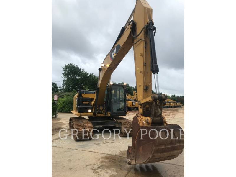 CATERPILLAR PELLES SUR CHAINES 320E L equipment  photo 5