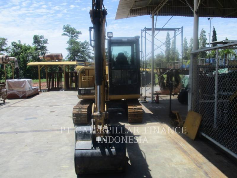 CATERPILLAR TRACK EXCAVATORS 306E2 equipment  photo 3