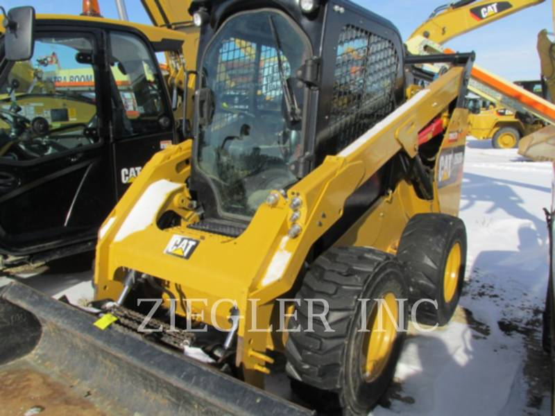 CATERPILLAR KOMPAKTLADER 262DS equipment  photo 1