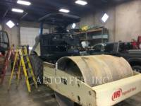 INGERSOLL-RAND VIBRATORY SINGLE DRUM SMOOTH SD100D equipment  photo 4