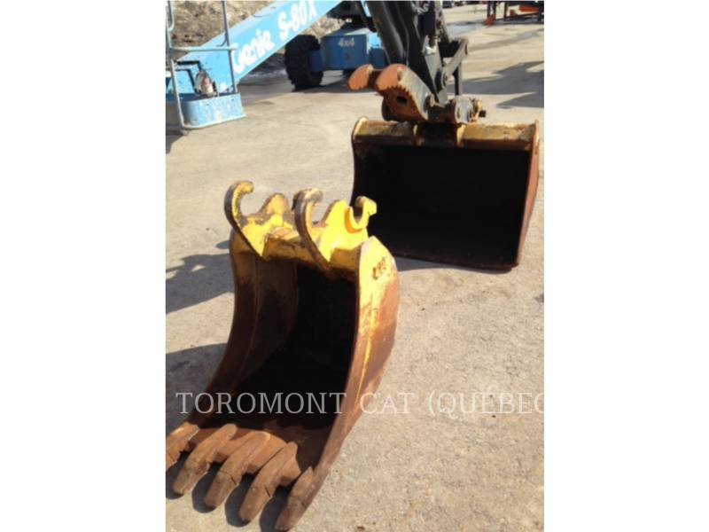 JOHN DEERE EXCAVADORAS DE CADENAS 85D equipment  photo 17
