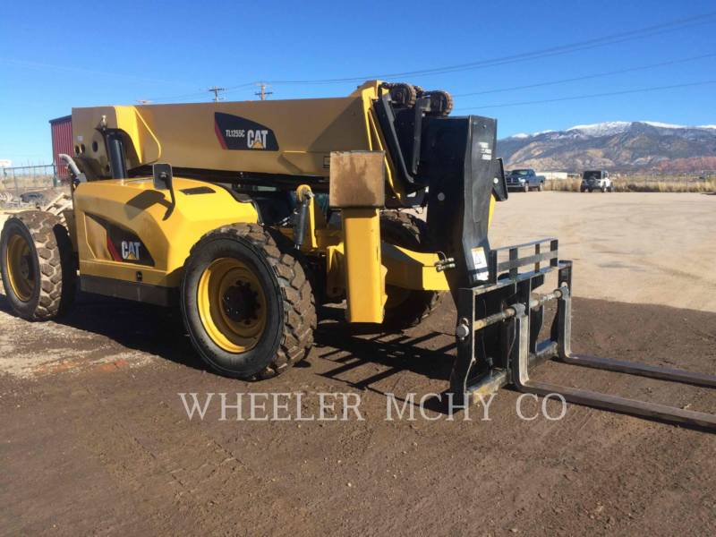 CATERPILLAR TELEHANDLER TL1255C CB equipment  photo 2