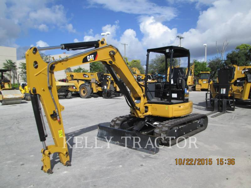 CATERPILLAR トラック油圧ショベル 305.5E2CR equipment  photo 1