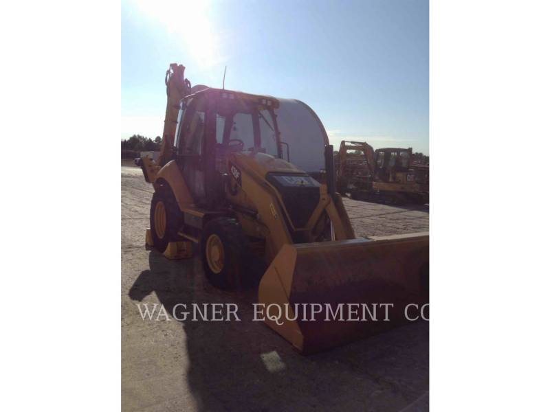 CATERPILLAR RETROESCAVADEIRAS 430F 4WDE equipment  photo 4