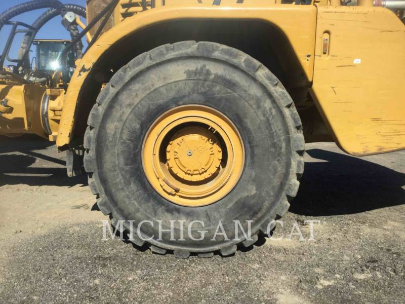 Caterpillar CAMIOANE ARTICULATE 740 T equipment  photo 18