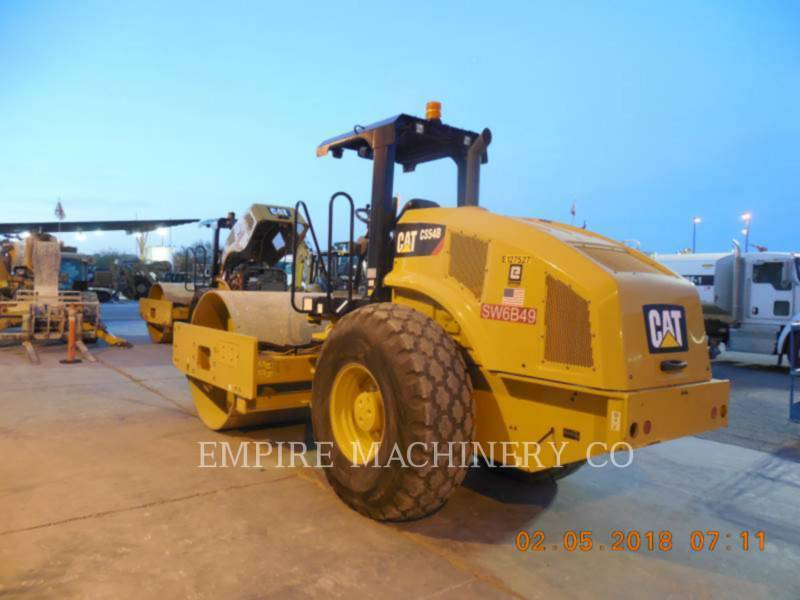 Caterpillar TAMBUR SIMPLU VIBRATOR NETED CS54B equipment  photo 3