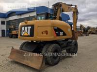 CATERPILLAR WHEEL EXCAVATORS M313D equipment  photo 21