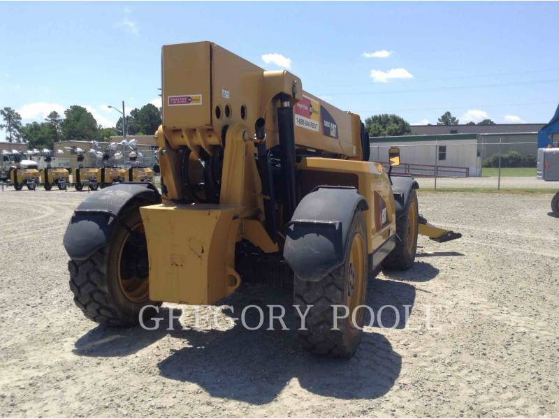 CATERPILLAR ŁADOWARKI TELESKOPOWE TL1055C equipment  photo 4