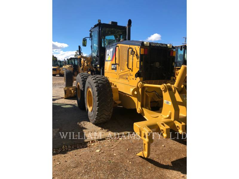 CATERPILLAR MOTOR GRADERS 14 M equipment  photo 9