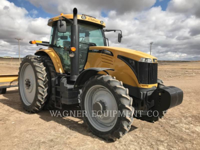 AGCO TRACTEURS AGRICOLES MT575D equipment  photo 4