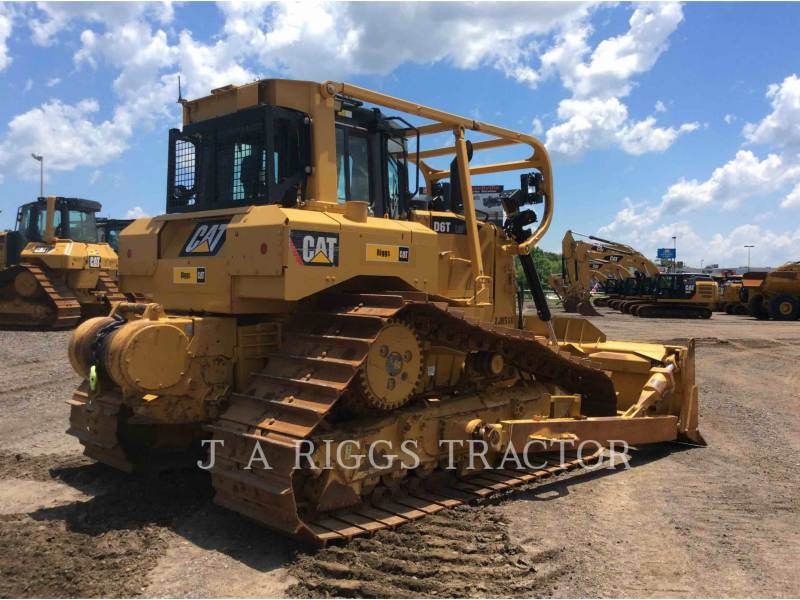 CATERPILLAR TRACK TYPE TRACTORS D6TLGP AG equipment  photo 3