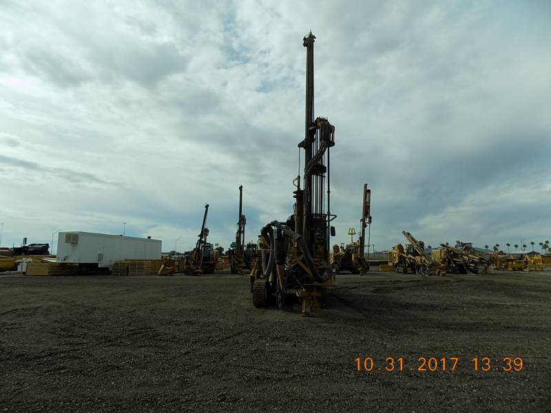 CATERPILLAR HYDRAULIC TRACK DRILLS MD5150C equipment  photo 8