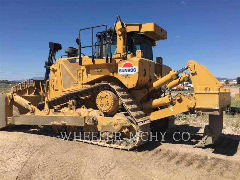 CATERPILLAR TRACTORES DE CADENAS D8T SU equipment  photo 5