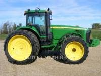 DEERE & CO. TRACTORES AGRÍCOLAS 8520 equipment  photo 5