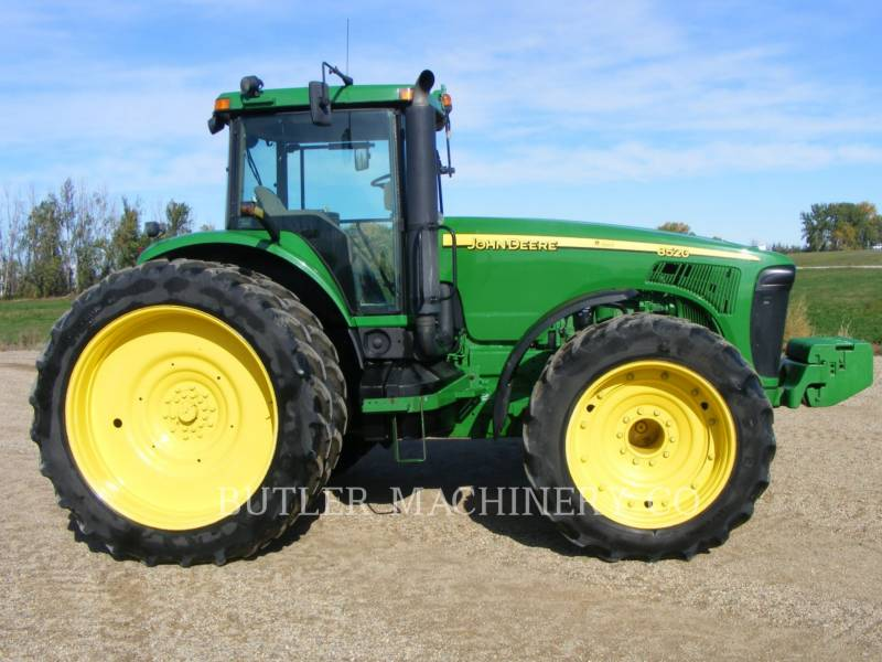 DEERE & CO. TRATTORI AGRICOLI 8520 equipment  photo 5