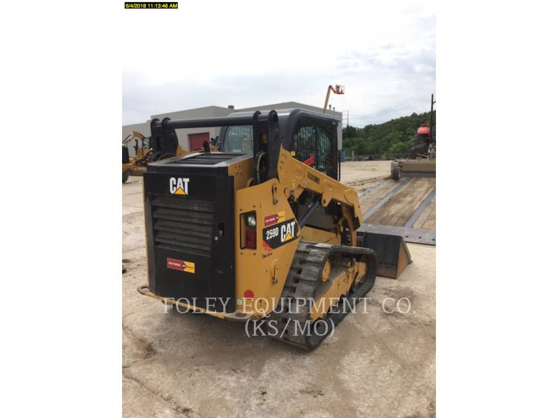 CATERPILLAR CHARGEURS TOUT TERRAIN 259DSTD2CA equipment  photo 3