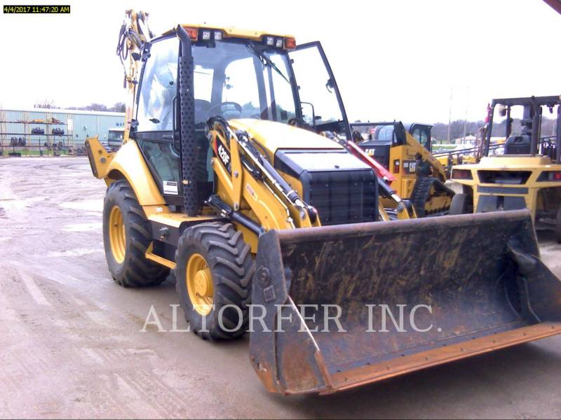 CATERPILLAR バックホーローダ 420F IT equipment  photo 2