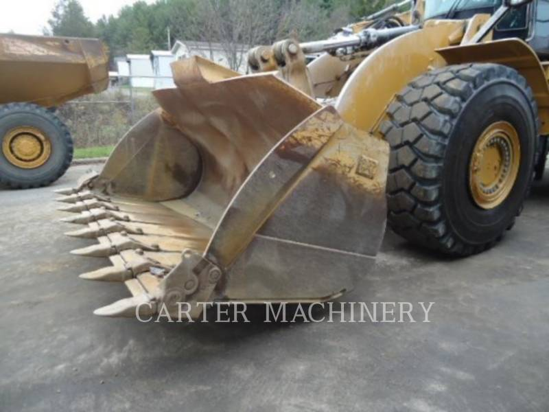 CATERPILLAR WHEEL LOADERS/INTEGRATED TOOLCARRIERS 980M HL equipment  photo 4