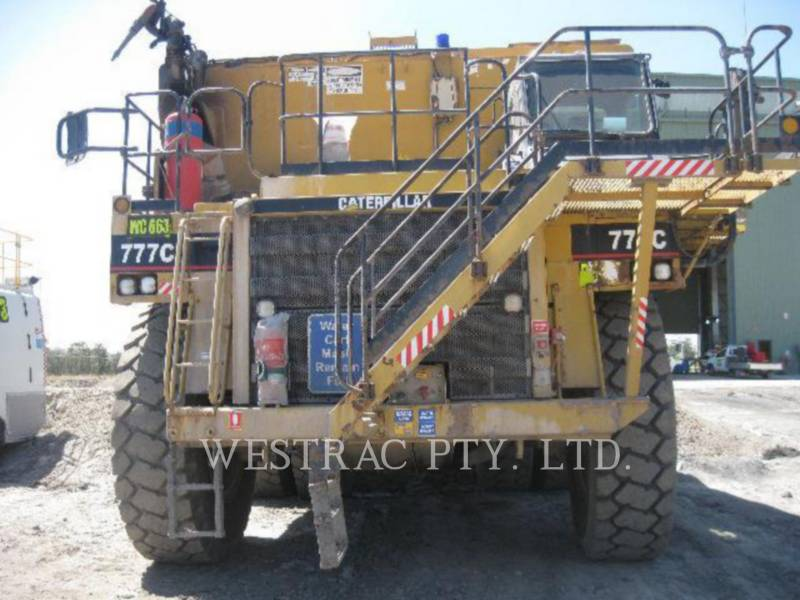 CATERPILLAR CAMIONES DE AGUA 777C equipment  photo 4
