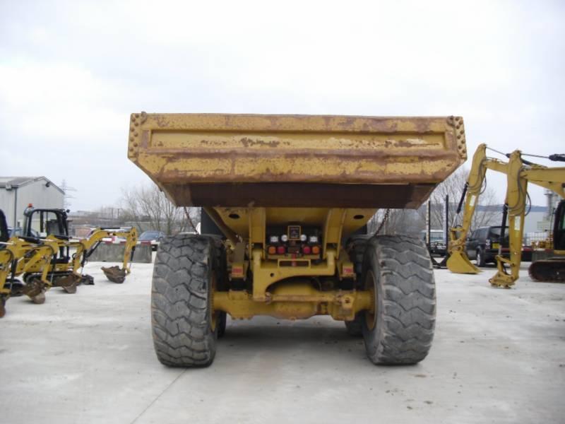 CATERPILLAR CAMIONES ARTICULADOS 735 equipment  photo 3