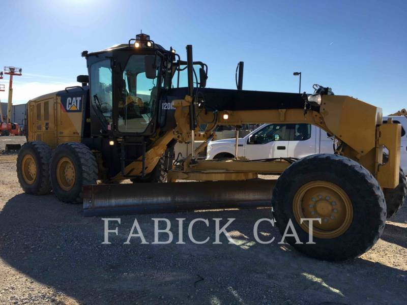 CATERPILLAR MOTOR GRADERS 120M2 equipment  photo 2