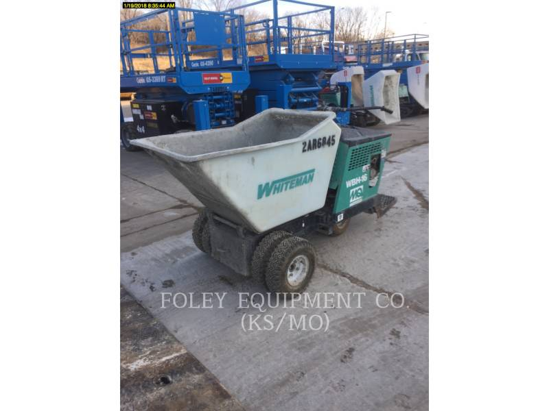 MULTIQUIP CONCRETE EQUIPMENT WBH-16 equipment  photo 1