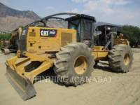 Equipment photo CATERPILLAR 555D SILVICULTURA - TRATOR FLORESTAL 1