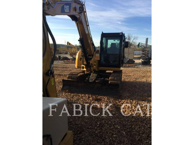 CATERPILLAR EXCAVADORAS DE CADENAS 308E2 HT equipment  photo 4