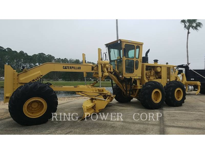 CATERPILLAR MOTORGRADER 16G equipment  photo 1