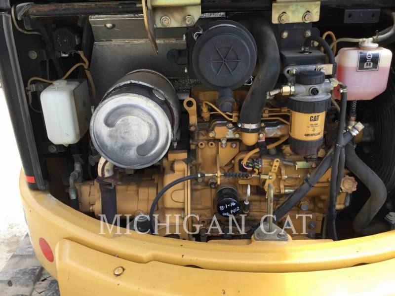 CATERPILLAR TRACK EXCAVATORS 304CR equipment  photo 9