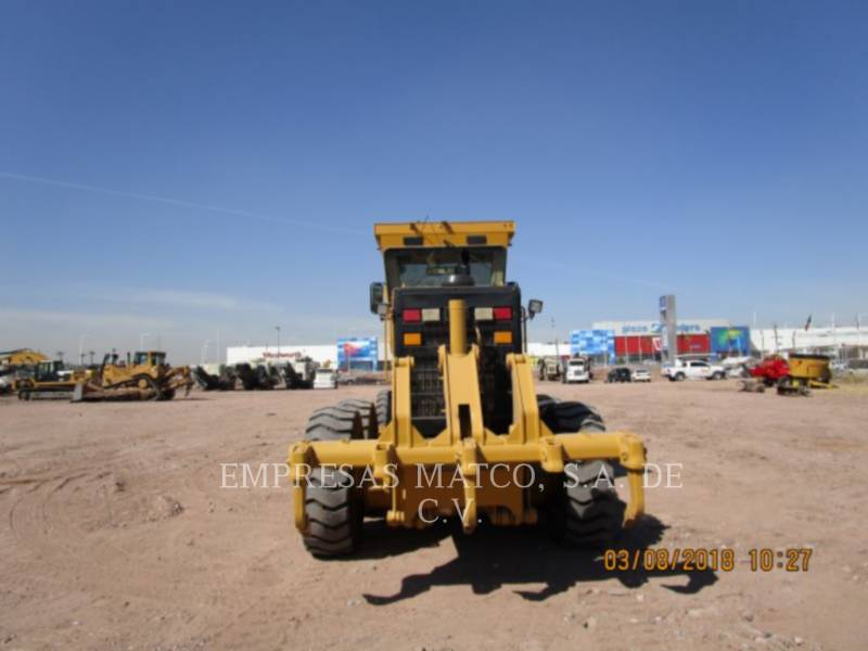 CATERPILLAR NIVELEUSES 140K equipment  photo 6