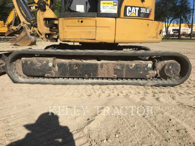 CATERPILLAR PELLES SUR CHAINES 305.5ECR equipment  photo 5